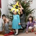 Vaikų darželis, kokio Lietuvoje dar nebuvo, Kalėdas švenčia kitaip