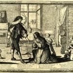Smurtas bajorų šeimose XVIII amžiaus Vilniuje