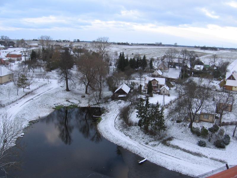 Vaizdas nuo Vytėnu pilies. Foto L. Balsio