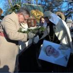 Vyriausias krivis J. Trinkūnas palaidotas pagal senąsias baltų tradicijas