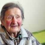 Seniausia Kauno gyventoja išdavė ilgaamžiškumo paslaptį