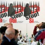 Šveicarai stabdo didįjį tautų kraustymąsi