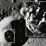 Nematomos Mėnulio pusės žemėlapis 1636 metais