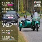 """Naujausio lietuviško filmo """"Nesamasis laikas"""" kūrėjai susitiks su alytiškiais"""