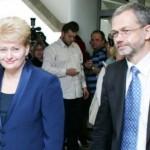 L. Balsys: D. Grybauskaitės vietoje antros kadencijos nesiekčiau