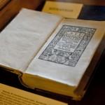 Antrąja faksimile taps pirmoji lietuviška knyga
