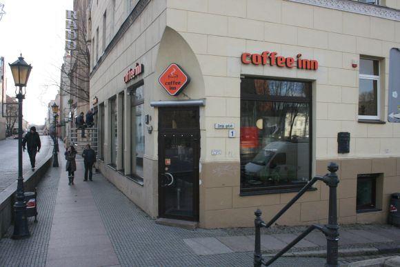 Aurelijos Kripaitės/15min.lt nuotr. / Klaipėdoje nelietuvišku pavadinimu kavinė.