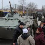 V.Putino pusryčiai - Ukraina. Baltijos šalys - desertui?