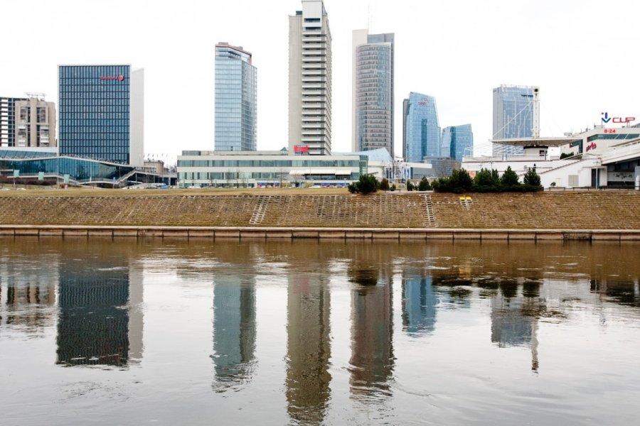V.Kopūsto nuotr.Pavasaris Vilniuje