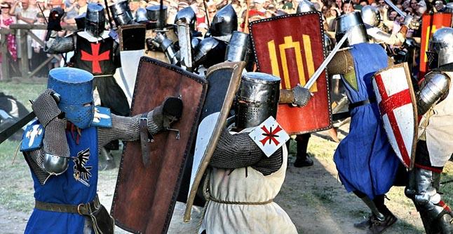 ve.lt foto Trakų salos riteriai