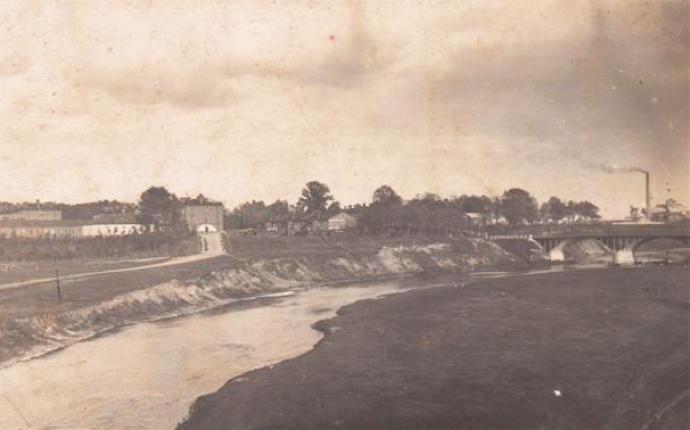 Marcinkų piliakalnis Marijampolėje? Foto i6 archyvo Benjaminas Mašalaitis