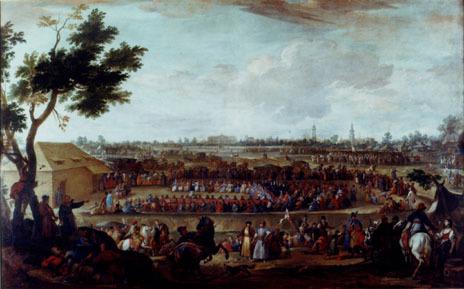 Lenkijos karaliaus ir Lietuvos didžiojo kunigaikščio Augusto II išrinkimas 1697 m. Seime