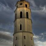 Sostinės lankytojams duris atveria Vilniaus katedros varpinė