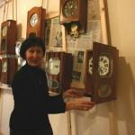 Laikrodžių muziejuje – jubiliejus