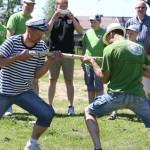 Slengiuose - liaudies žaidimų čempionatas