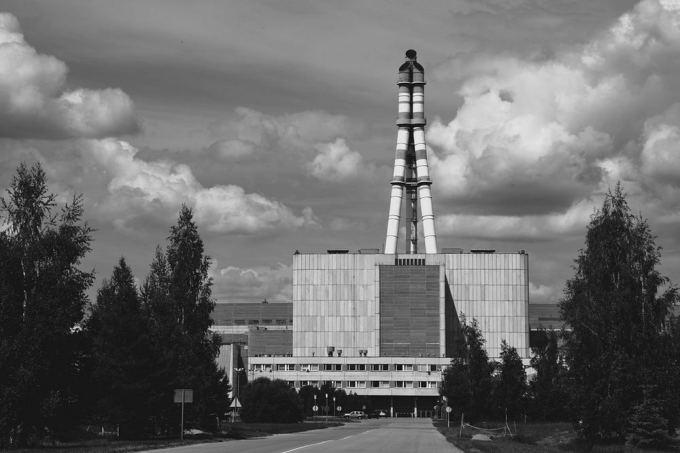 Agnės Radzevičiūtės nuotr. / Ignalinos atominė elektrinė