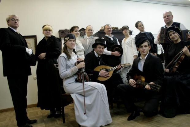 Muziejai pristatys Vakarų Lietuvos gyventojų istorinį kostiumą.kaunodiena.lt foto