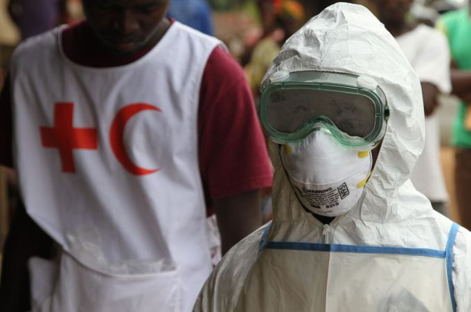 """""""Scanpix""""/""""SIPA"""" nuotr. / Vakarų Afrikoje siaučia Ebolos virusas"""