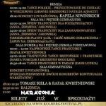 2 savaičių Folkloro festivalis Mozūruose