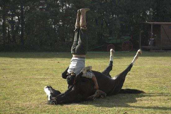 """Tango su žirgu: """"arklių užkalbėtoju"""" vadinamas savamokslis gaučas iš Argentinos ©Areco Tradicion"""