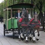 Kaunas. Į Laisvės alėją sugrįžta konkė