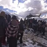 Trys lietuviai dingo Nepalo kalnuose
