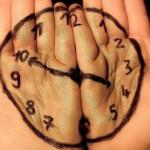Laikas yra tamprus