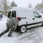 Europos laukia šaltų žiemų dešimtmečiai