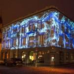 Vilniaus Rotušės aikštėje atgyja į nebūtį išeinančio lito istorija