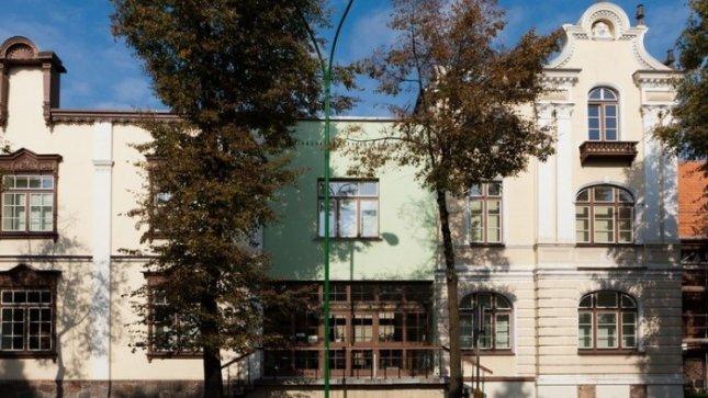 P. Domšaičio galerijos pastatas, LDM nuotr.