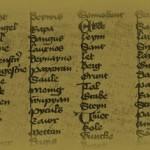 Prūsų Kalba - archajiškiausia indoeuropiečių Kalba