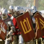 LDK karių šarvai Europoje dabar vertinami kaip unikalūs