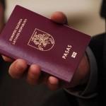Nuo sausio pirmos jau galima gauti pasą sų tautybę liudijančiu įrašu