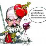 Penki taikiniai Lietuvoje, į kuriuos šiemet taikysis Kremliaus propaganda