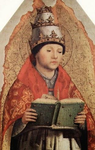 popiežius Grigalius I (540 – 604 m.)
