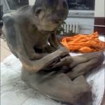 Mongolijoje rastas prieš 200 metų meditacijos pozoje sustingęs vienuolis