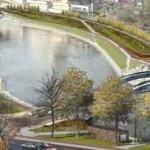 Atgaivinęs Neries krantines, Vilnius nenusileis gražiausiems Europos miestams prie upių