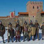 Medininkų pilyje XIII-XIV a. istorijos rekonstruktoriai kviečia