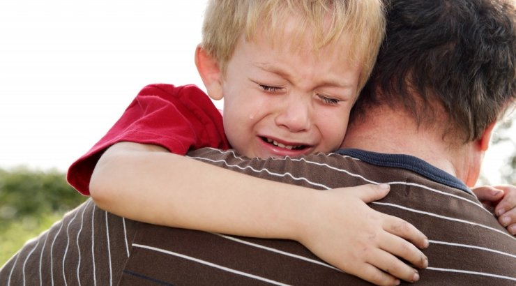 """""""Barnevernet"""" nusispjauti į vaiko ašaras ir jo šeimą. Asociatyvi © Shutterstock nuotr."""