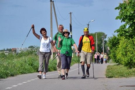Žygiais pėsčiomis užsikrečia vis daugiau tautiečių. Pėsčiųjų žygių asociacijos nuotr.