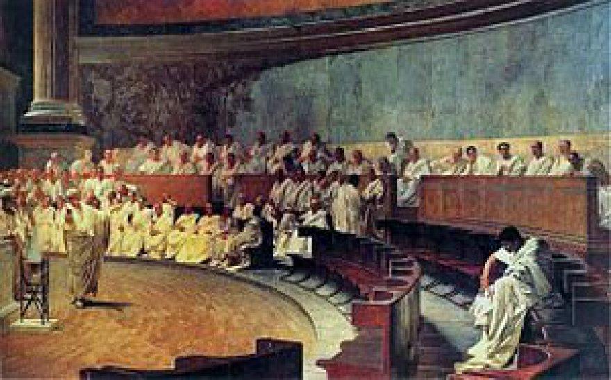 Rinkimų kampanija – ko mus gali pamokyti Antika?