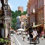 Krokuvos gyventoja apie Vilnių: arba ten niekas nešiukšlina, arba miestą nuolat tvarko