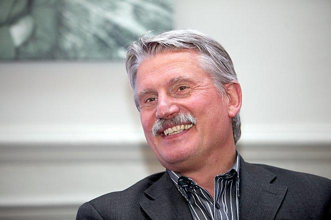 Vytauto Didžiojo universiteto (VDU) istorikas Egidijus Aleksandravičius