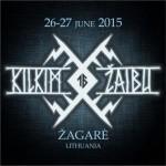 Senųjų tradicijų ir sunkiosios muzikos festivalis KILKIM ŽAIBU