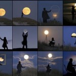 Optinė Mėnulio iliuzija