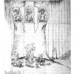 Lietuvių ir prūsų dievų atvaizdai rašytinių šaltinių duomenimis(2)