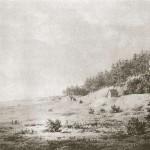 Birutės kalnas - kuršių piliakalnis ruošiamas atodangai