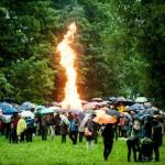 Orai Joninių išvakarėse: šventinius laužus mėgins prigesinti lietus