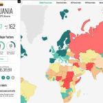 Lietuva – taikiausia iš trijų Baltijos šalių?