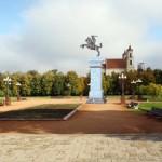 """Visuomenininkai Lukiškių aikštėje nori matyti Vytį, o ne """"Tautos dvasią"""""""